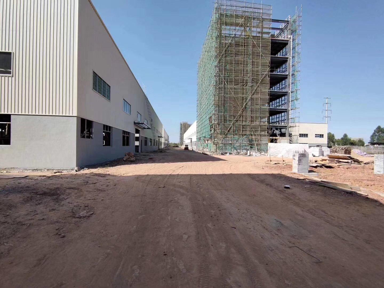 全新独院钢结构厂房16000平方