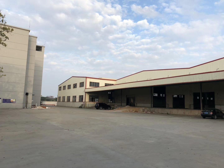 茶山镇南社村原石大路附近,高台仓库出租