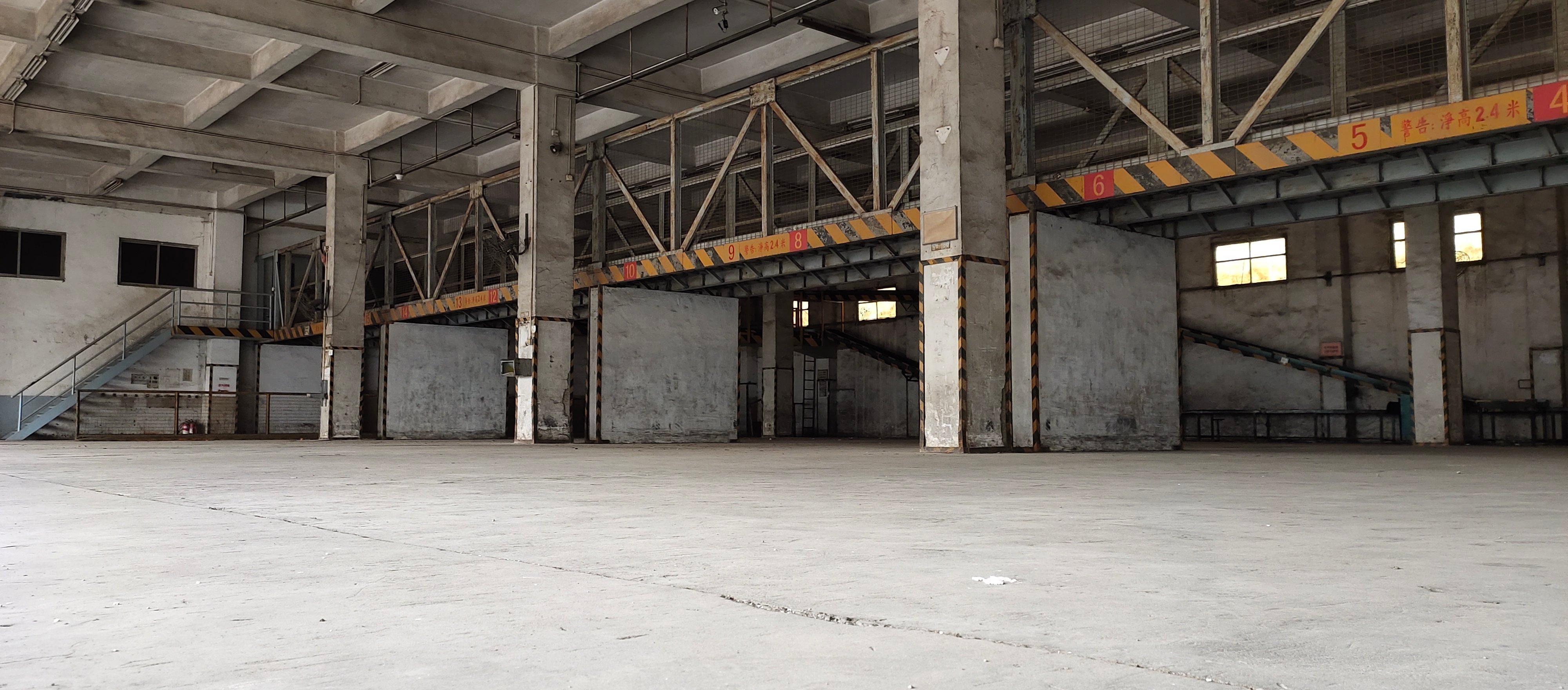 虎门南栅物流仓库10000平方米带缷货平台