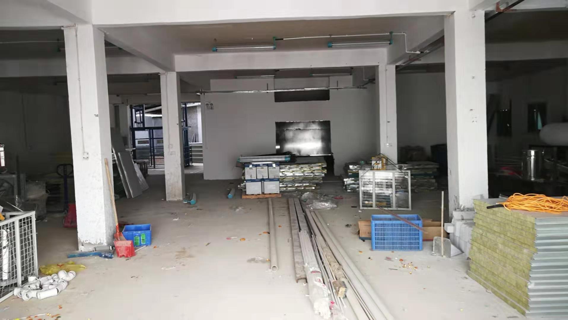 大亚湾塘布一楼二楼厂房出租面积800平方