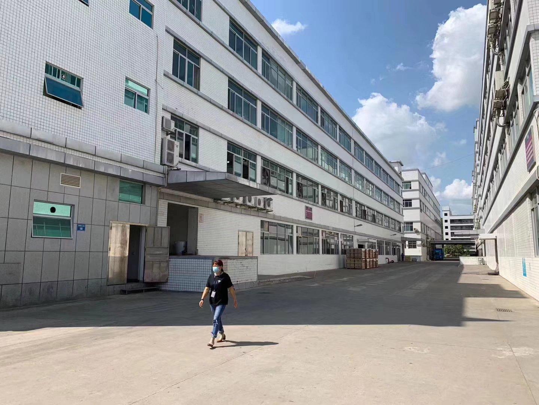 樟木头镇龙林高速附近原房东三楼3500平方实际面积出租