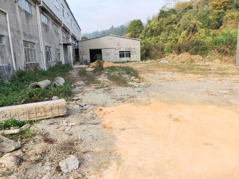 惠阳新圩原房东钢构500平空地一千平