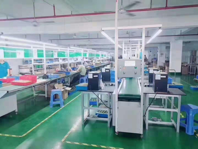 清溪镇高速出口处工业园区厂房1600平方招租实际面积无公摊