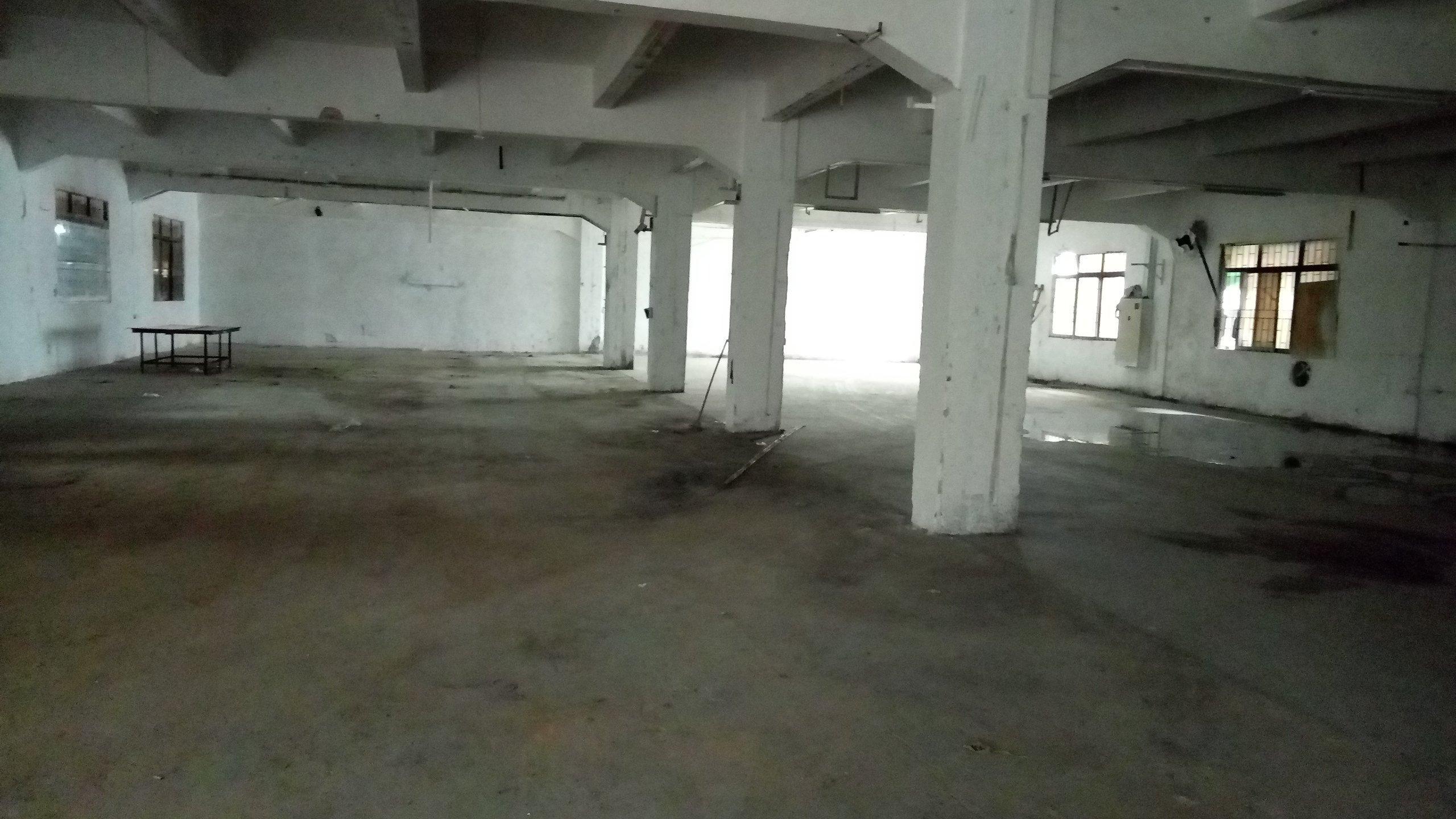 厚街工业园500平方一楼厂房仓库出租管理规范安全空地大好招工