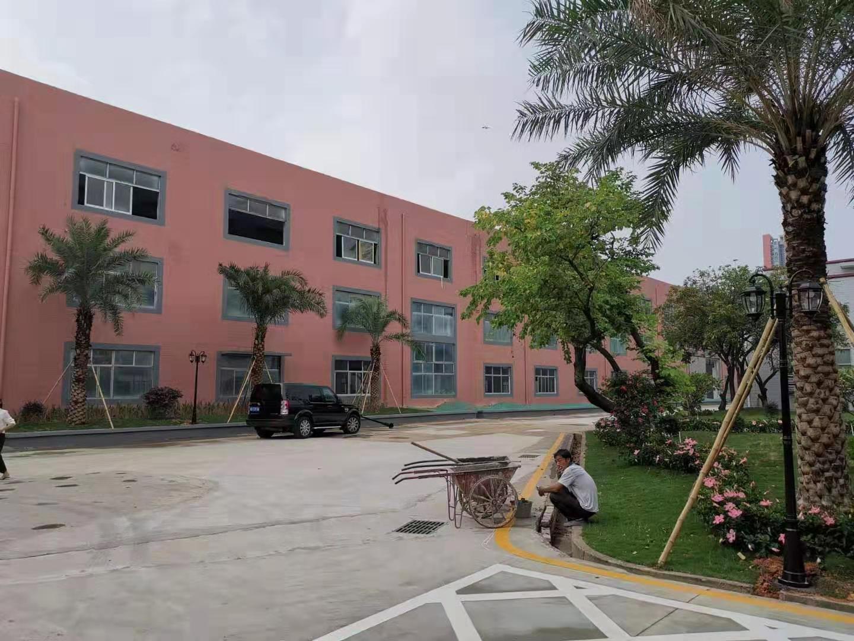 南坪三期出口一公里独院红本独院厂房出租9500平米一楼高6米