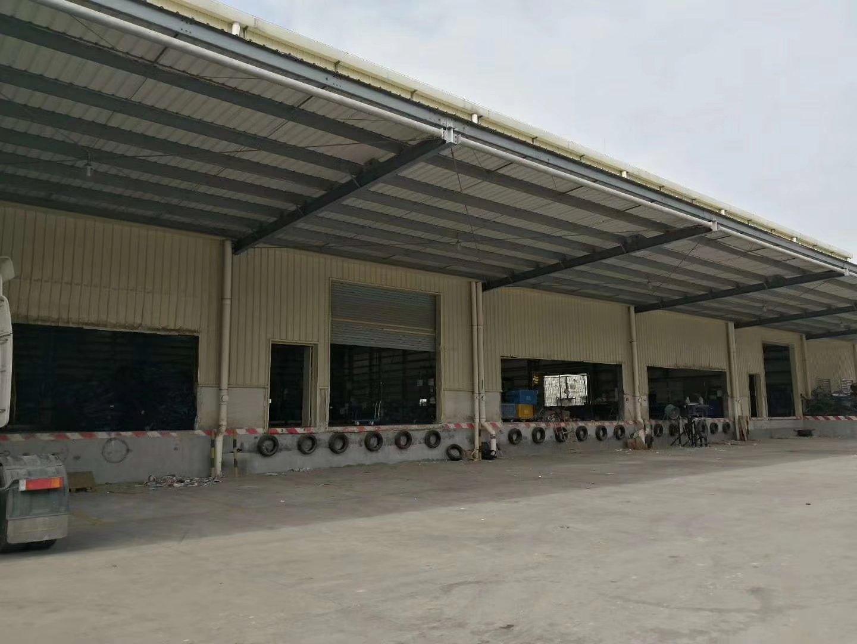 惠州惠城区原房东独院钢构仓库8000平方出租