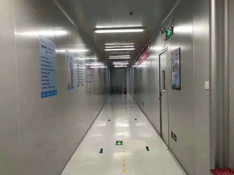 惠州大亚湾大型花园式工业园新出十万级无尘车间4000平方
