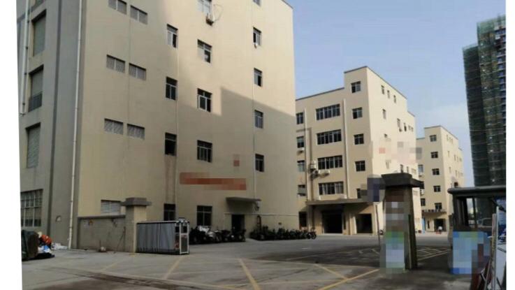 仲恺高新区占地48050m²国有证厂房出售
