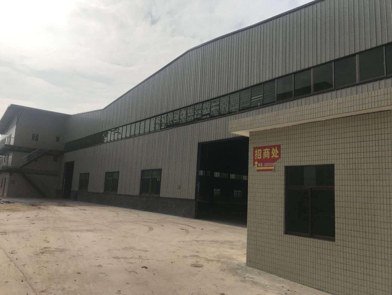 园洲镇占地3500平方建筑2800平方村委合同厂房出售