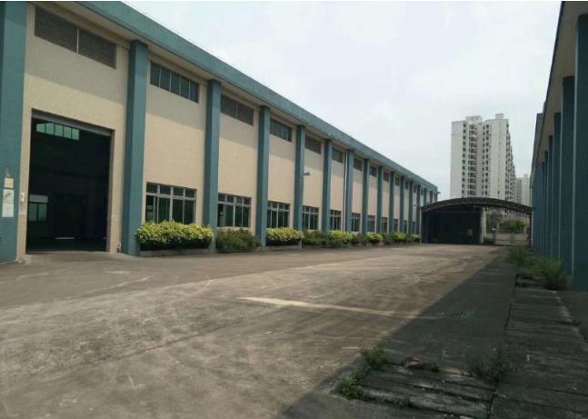 惠城新出单一层铁皮厂房,交通便利,空地大,每平14