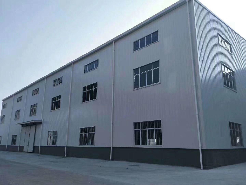 佛山九江独栋钢构厂房7100平方出租