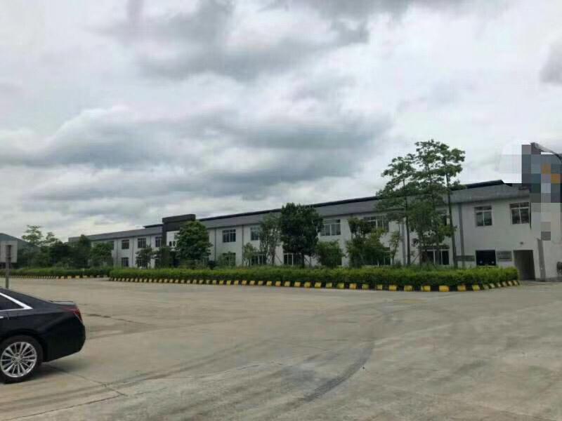 虎门独门独院式多层超便宜红本厂房出售