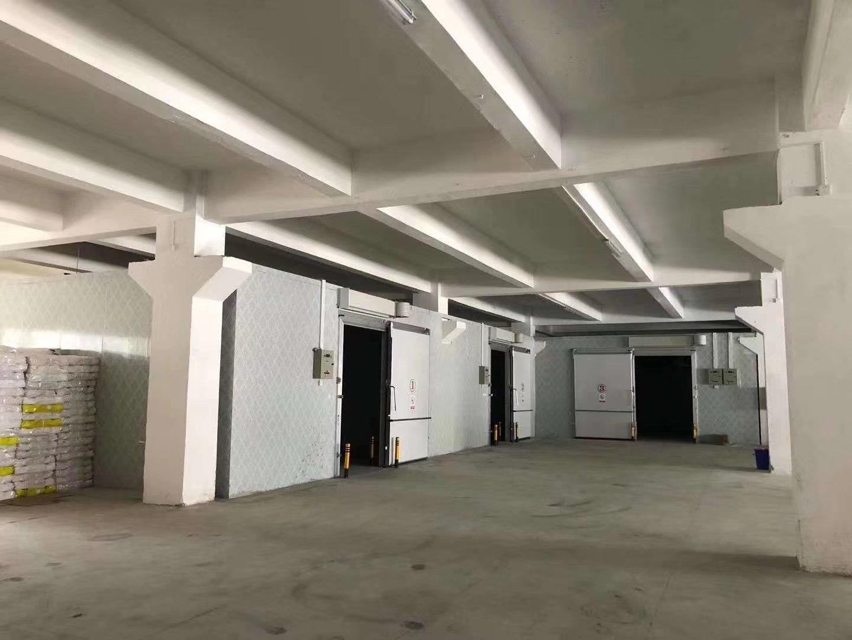 平湖华南城附近食品厂房仓库一楼1980平方出租