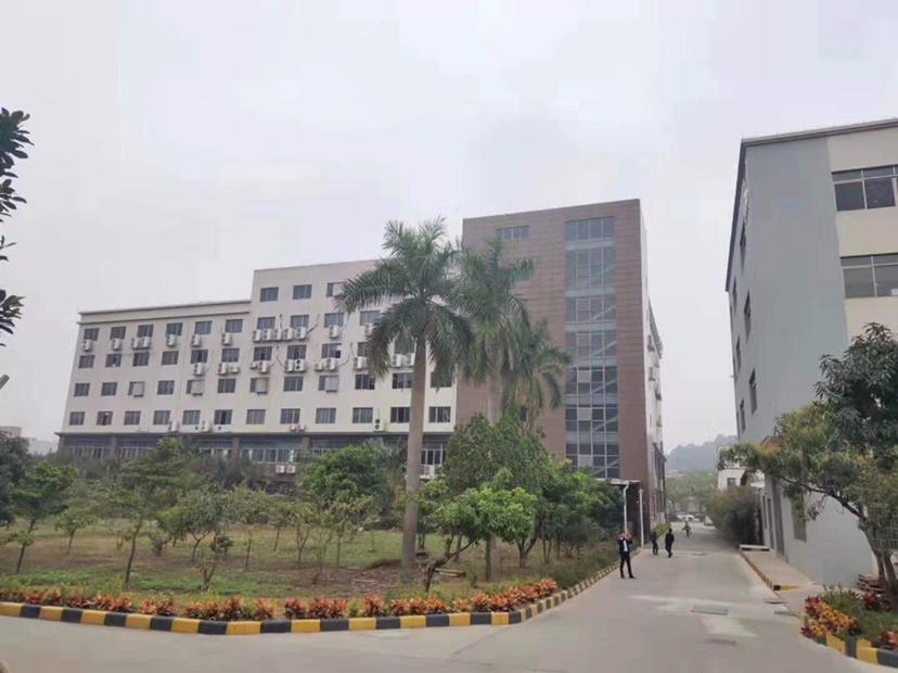 广州市茘湾区独院厂房56860方出租可分租适合化妆品印刷行业