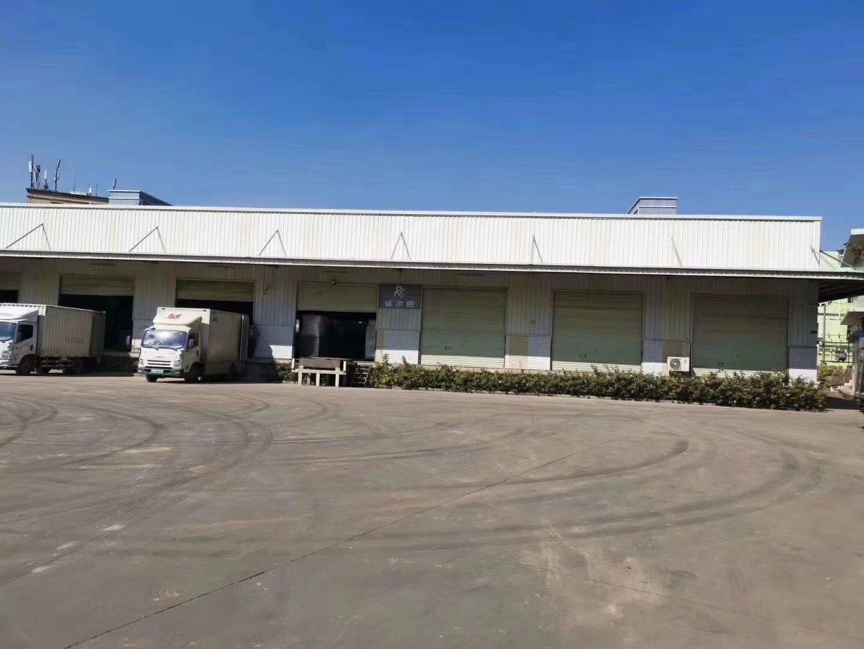 观澜物流园双边仓带卸货平台面积大小可分。