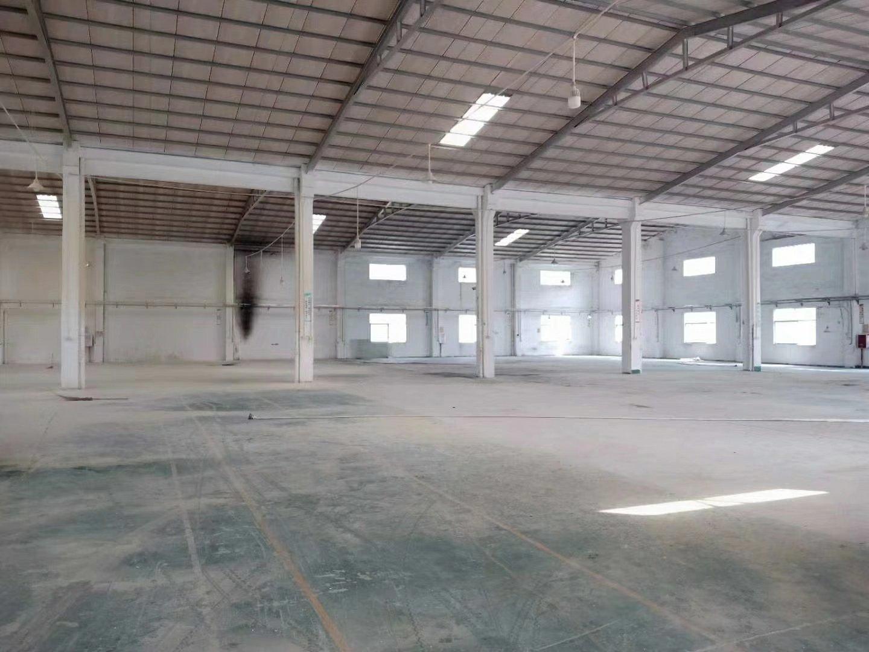 新圩长布村工业园区钢架结构厂房出租总面积3120平米