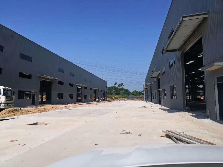 明包明包佛山明城镇全新钢结构厂房23800平米,滴水10米高