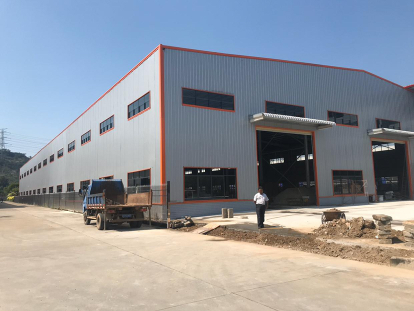 厂房位于里水工业区可分租,豪华精装独立办公大楼,形象佳,