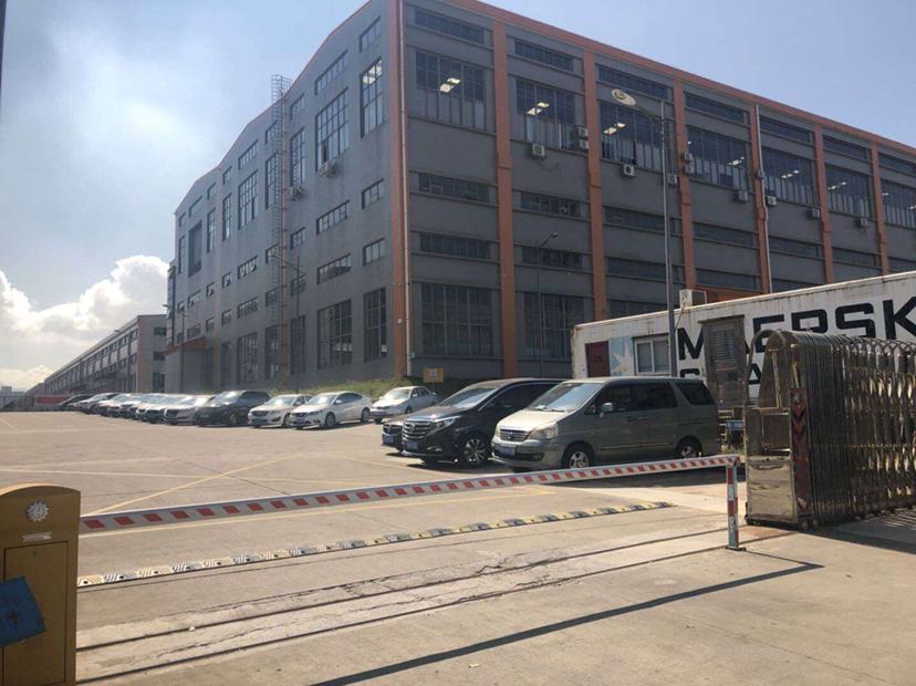 坪山区坑梓10000平米单一层标准厂房出售