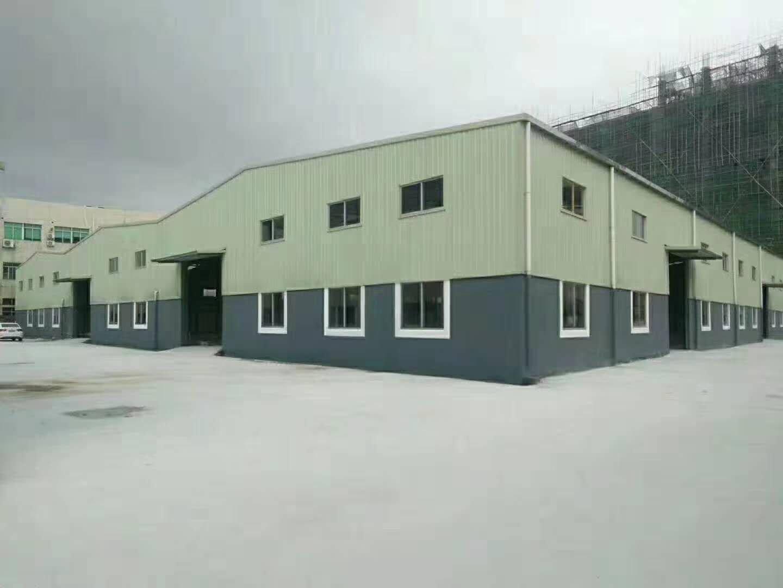 博罗长宁镇全新建筑5000平方单一层村委合同厂房出售