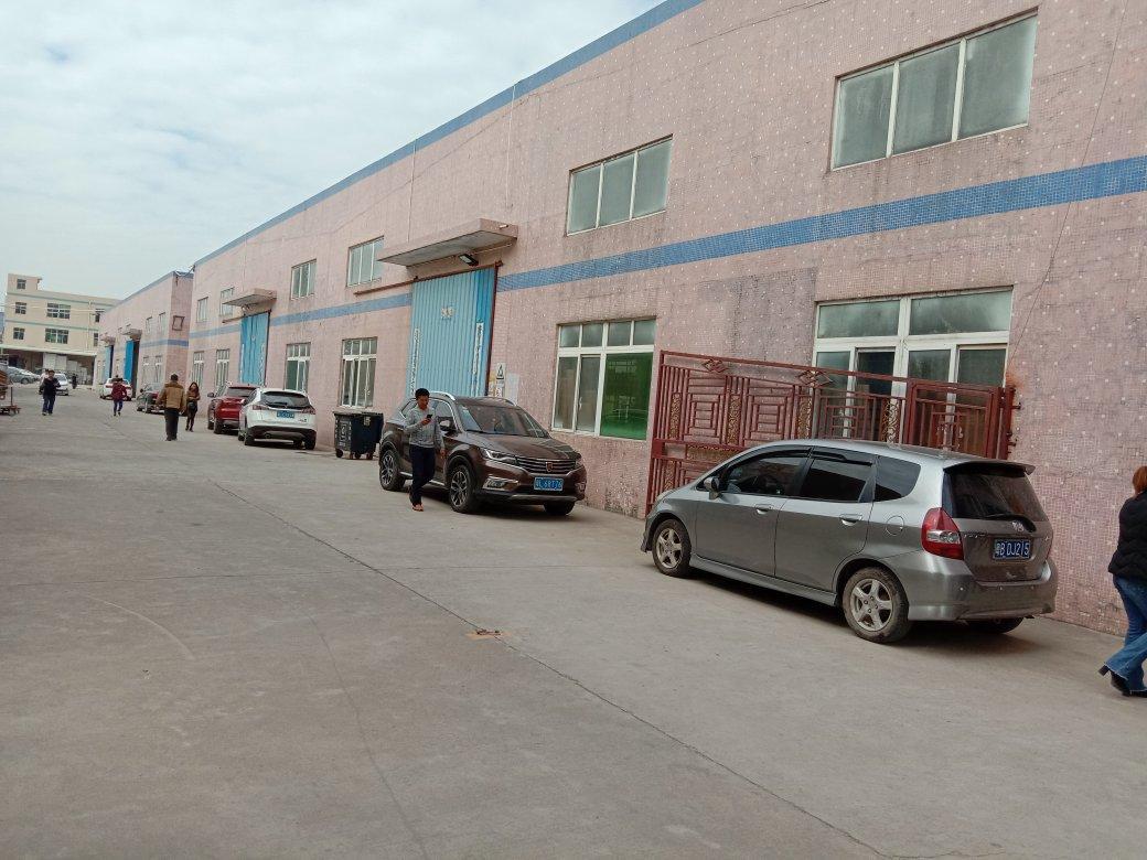 镇隆万里工业区设备厂钢构3500平方出租