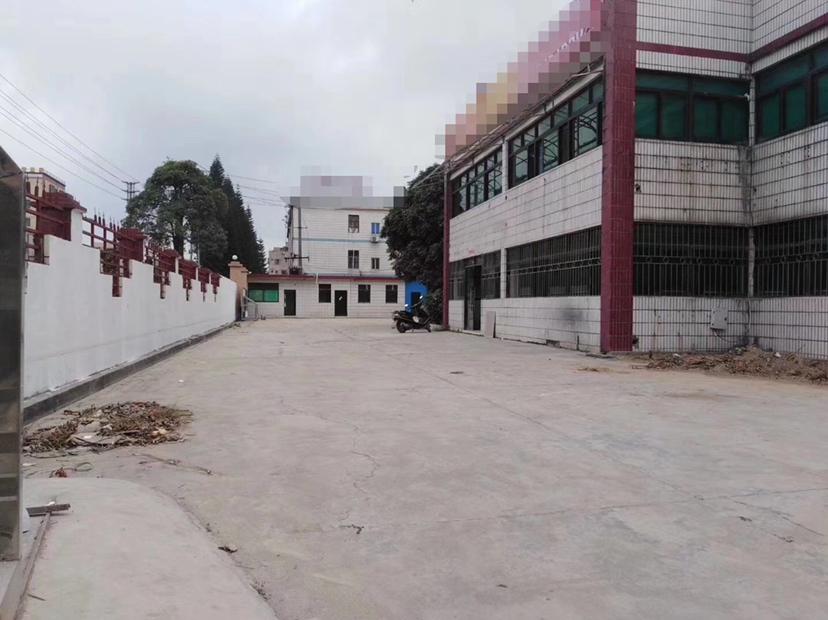 惠州新圩现成原房东独院家具厂房7280平,现成家具环评