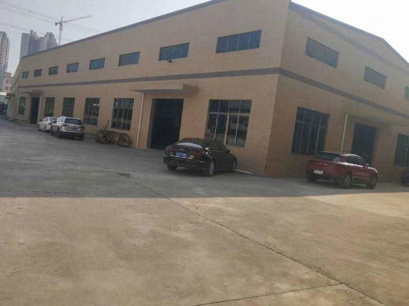 惠阳区镇隆占地面积27800平方建筑10000平方红厂房出售