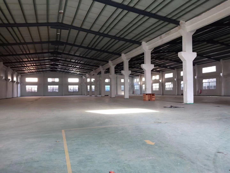 惠阳新圩新出靠山边独院钢构厂房4500平招租可分租-图2