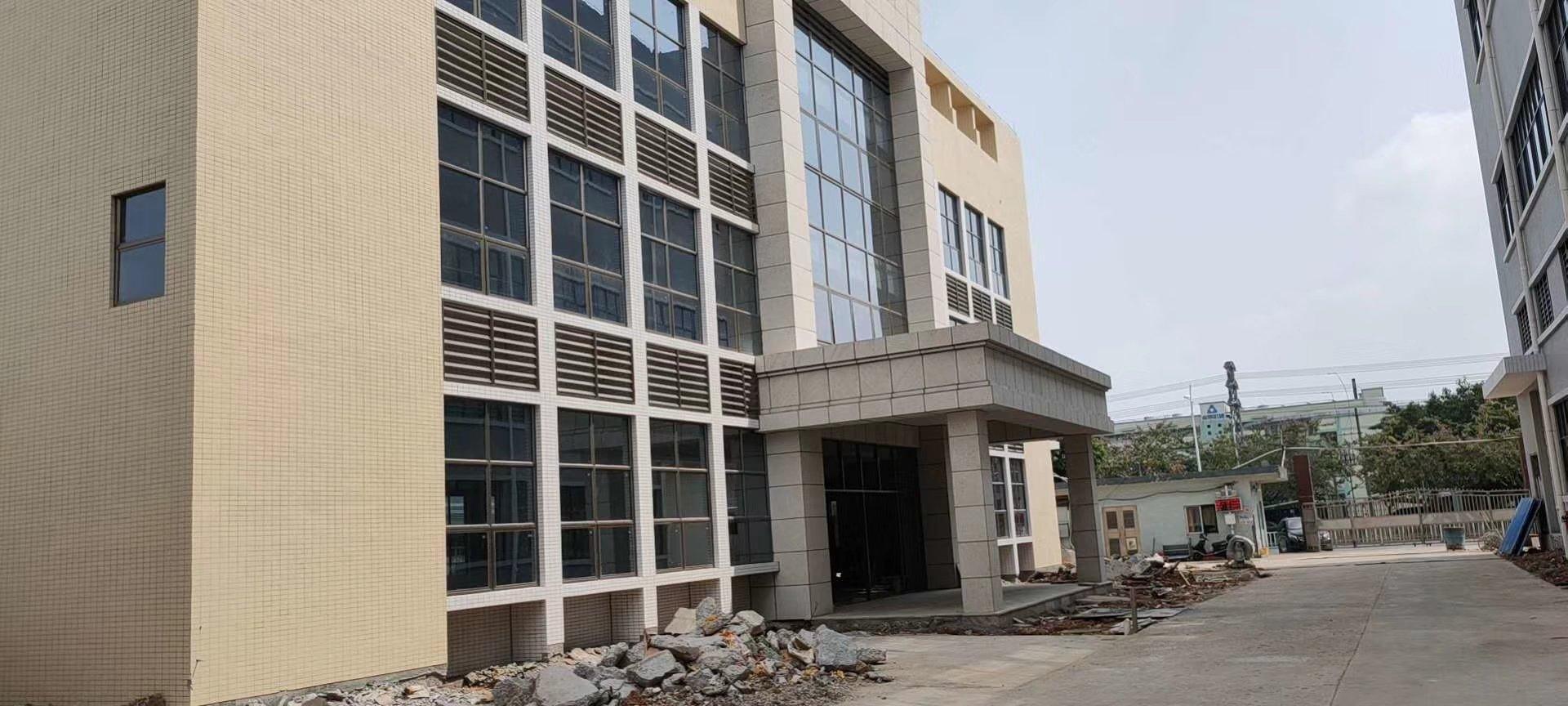 中山国有红本厂房6000平方出售可分割产权清晰