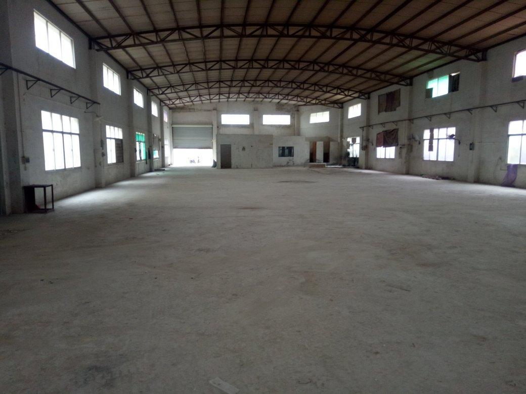 (原房东)惠阳秋长茶园滴水7米独栋钢构1830平方厂房出租