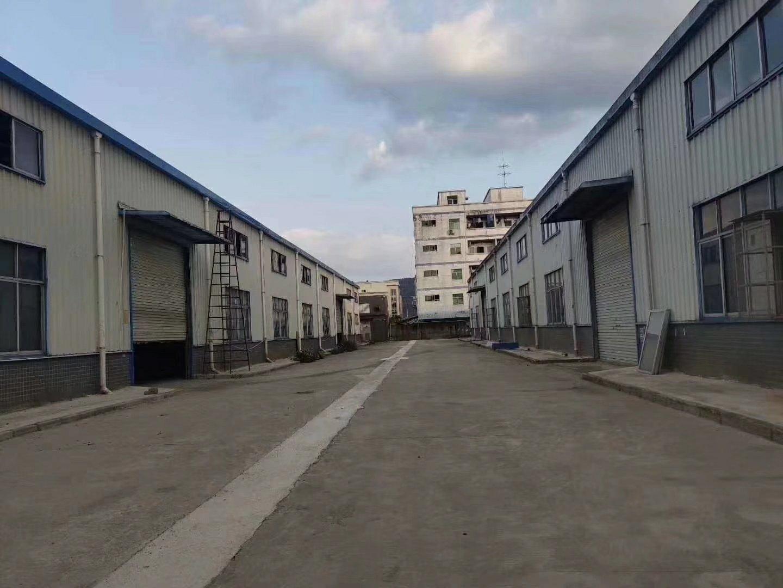 惠州惠东新空出原房东小独院钢构厂房2700平方现成办公室