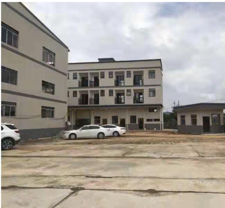 惠东县白花镇占地11561m²村委合同厂房出售