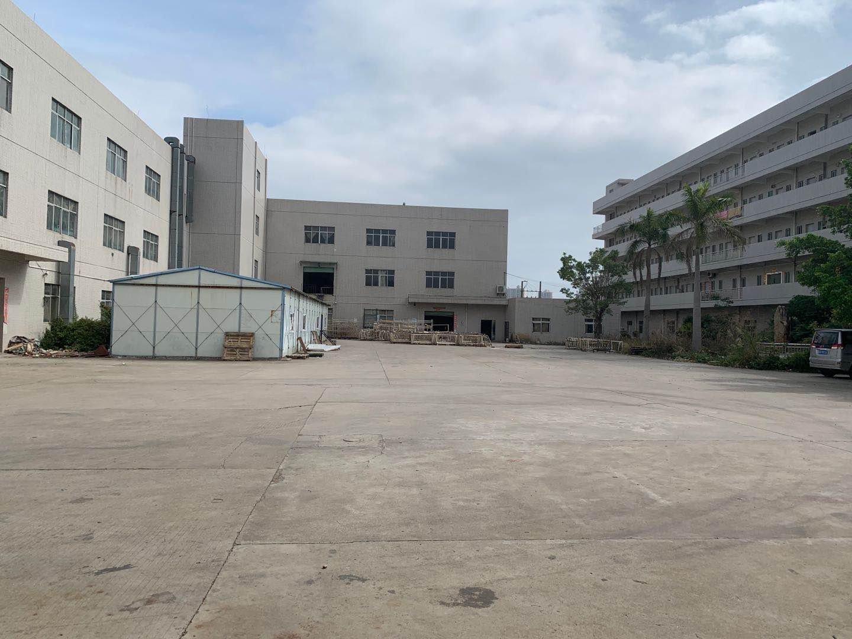 (实际面积)惠阳原房东独院10250平标准厂房出租