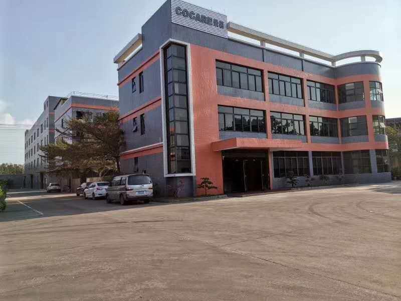 佛山三水乐平红本厂房1-4层7200平方,可分租