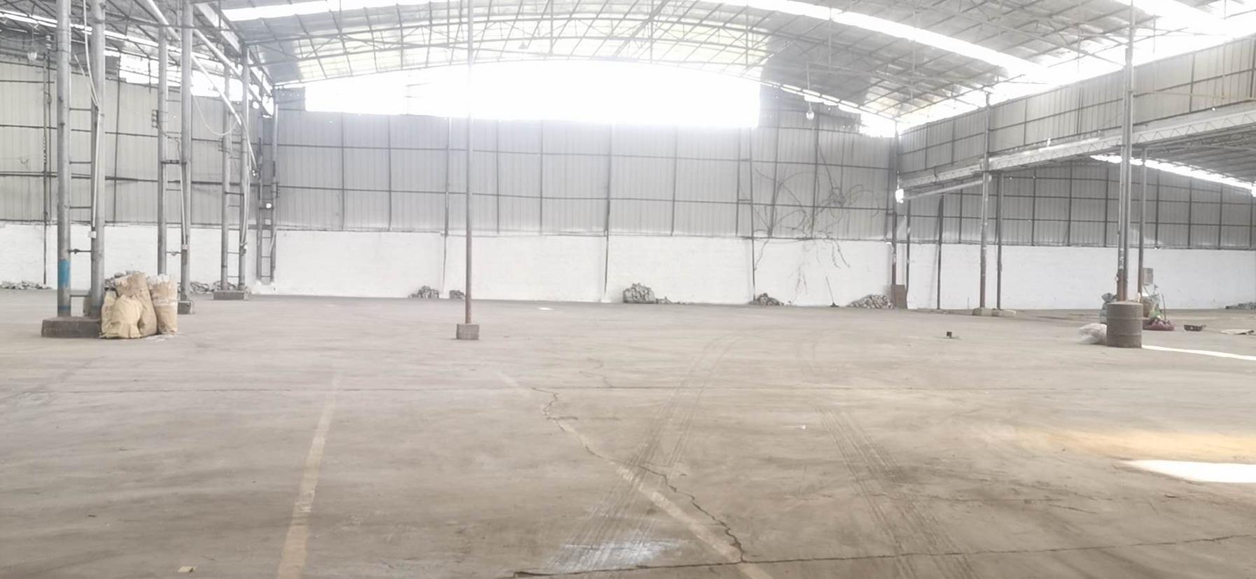 花都区炭步镇3600方厂房仓库出租独门独院交通便利可进大车