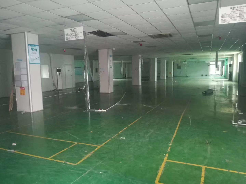 西丽白芒关阳光工业园区带装修750平米招租