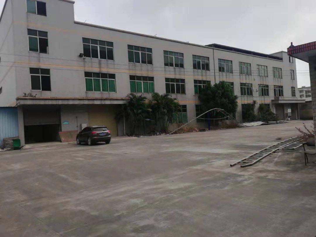 广州市白云区靠钟落潭镇新出花园式独院标准6500方