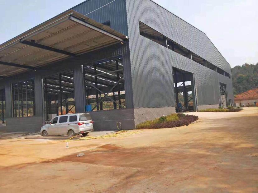 干沙工业园新建厂房5400平米带行车,独门独院-图2