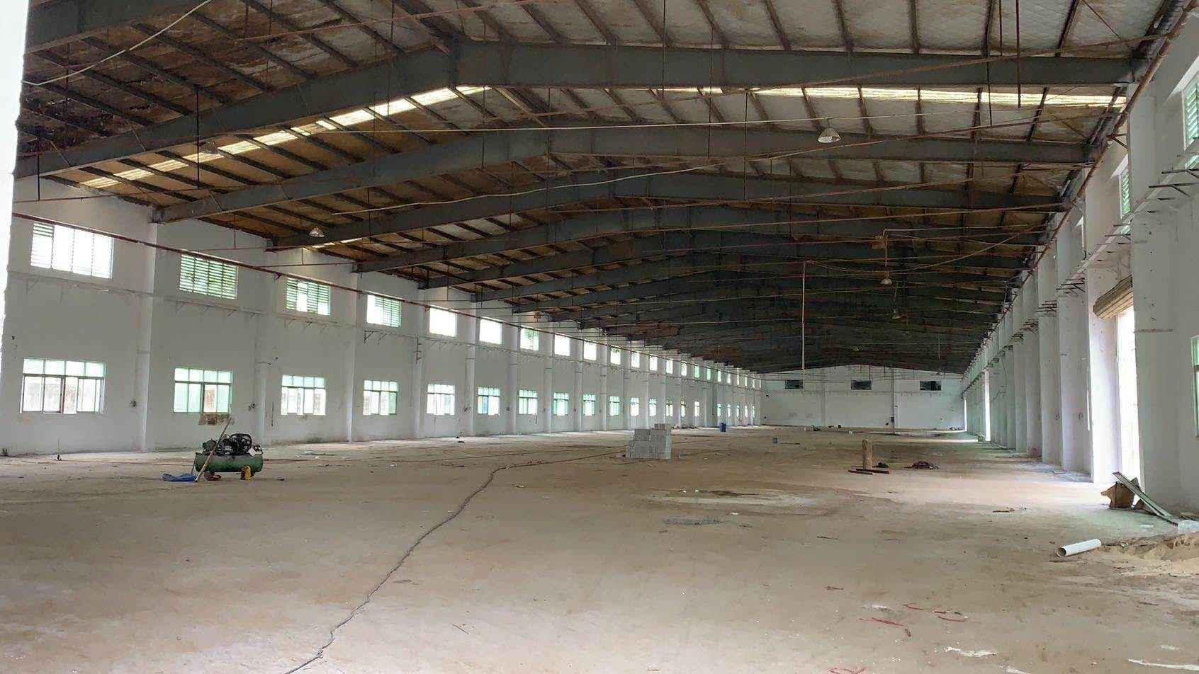 长安镇厦边新出23000萍单一层物流仓库出租货运仓库出租
