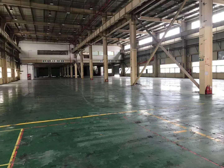 福永约4000平方原房东仓库出租