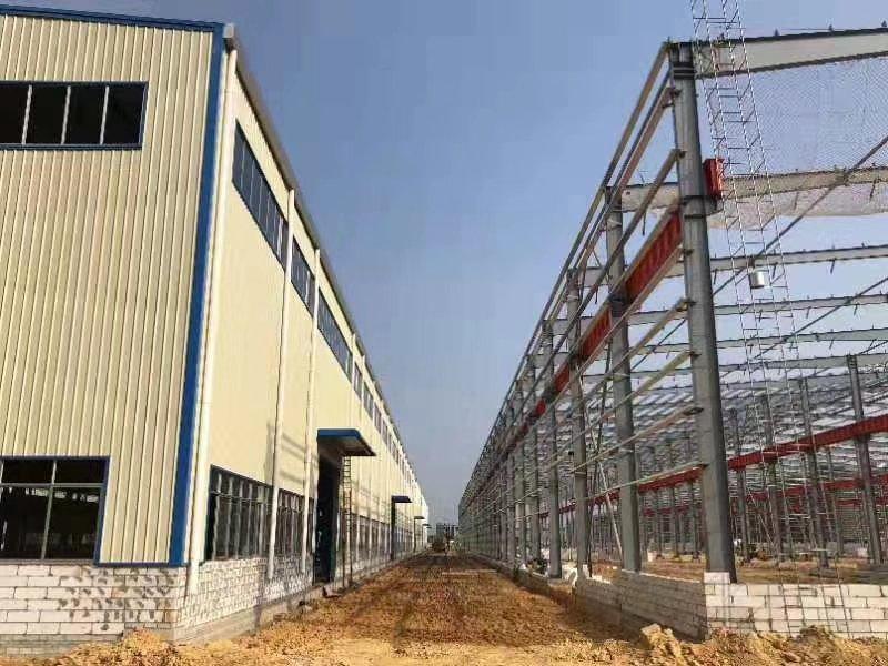 肇庆市国家级五金制造小镇金利镇全新钢构220000平方大小分-图7