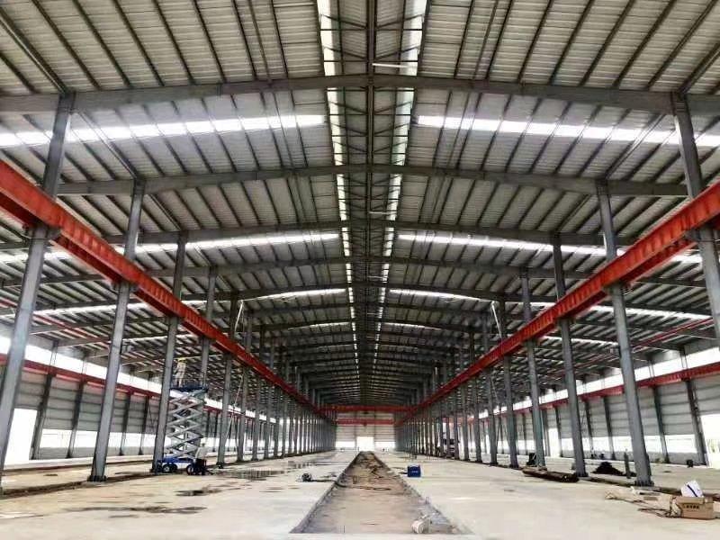 肇庆市国家级五金制造小镇金利镇全新钢构220000平方大小分-图4