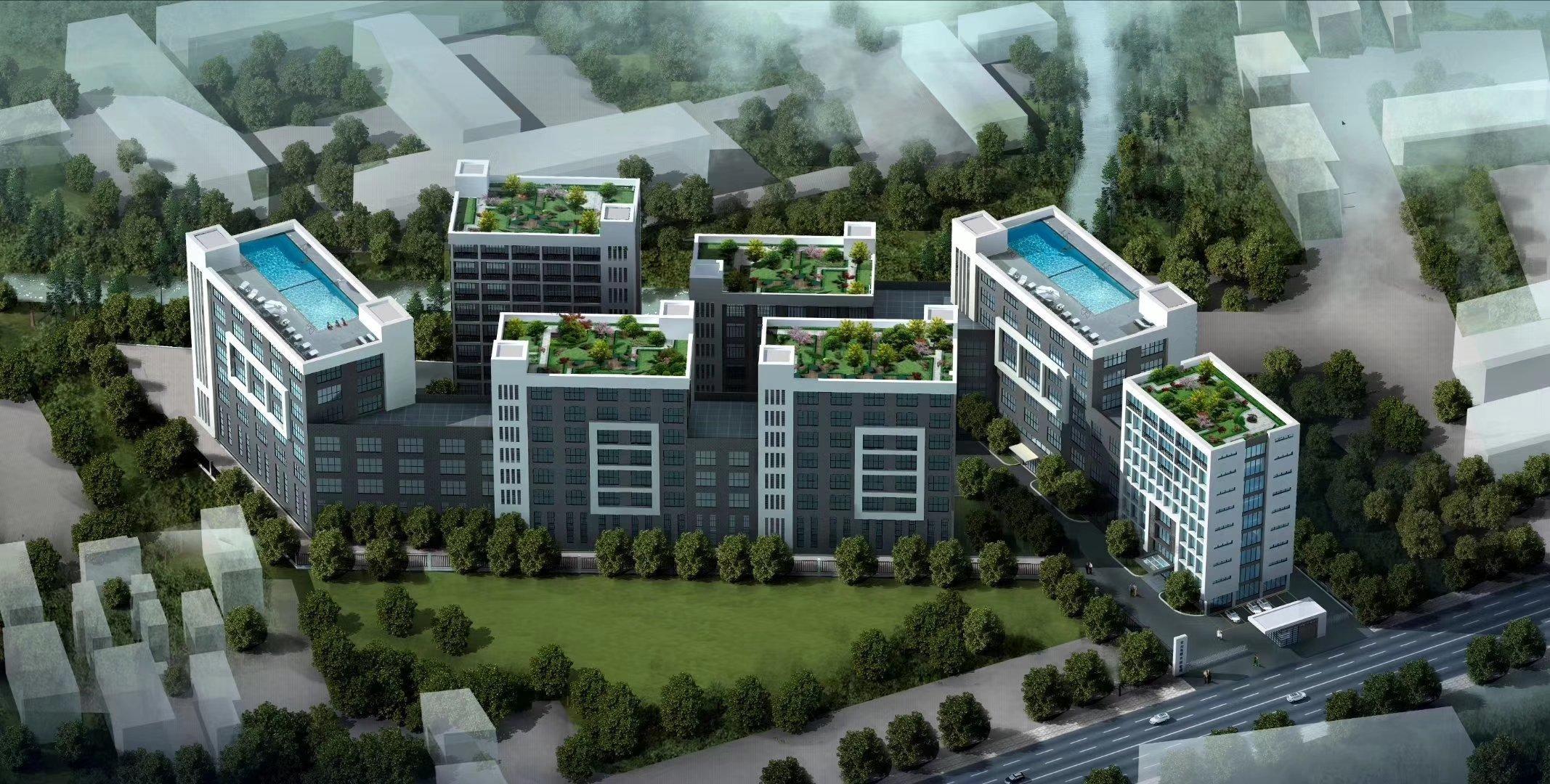 肇庆高新区全新红本厂房出售60000平方可分售50产权