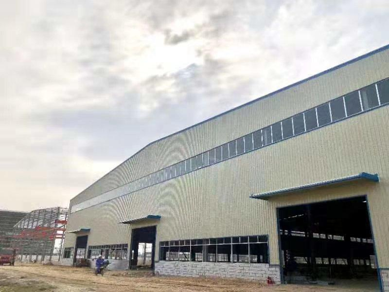肇庆市国家级五金制造小镇金利镇全新钢构220000平方大小分-图5