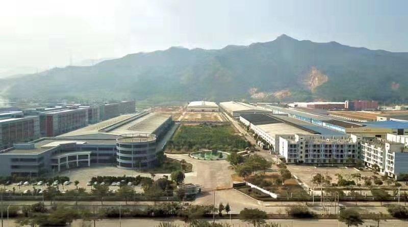 肇庆市国家级五金制造小镇金利镇全新钢构220000平方大小分-图3