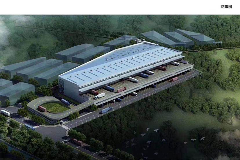 常平火车站附近新出国有证红本物流仓库实际面积出租,带卸货平台