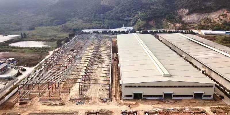 肇庆市国家级五金制造小镇金利镇全新钢构220000平方大小分-图8