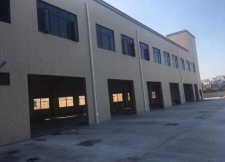 博罗大路边3000平米标准独院厂房仓库出租,可分租