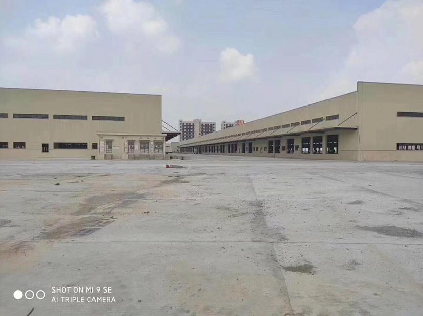 2万平米带卸货平台物流仓库招租有房产证和丙二类消防合格证
