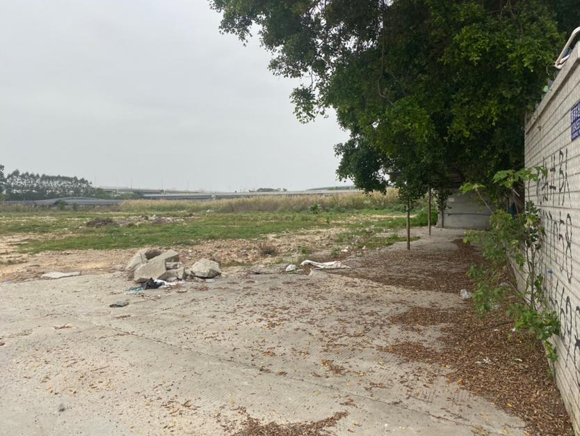白云江高可报建工业用地17亩转让容积率2.5